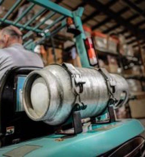 Fork Lift Cylinder
